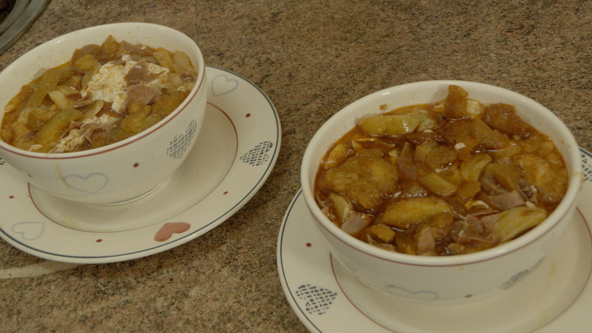 Conoce el secreto de la sabrosa sopa castellana del barrio San Miguel