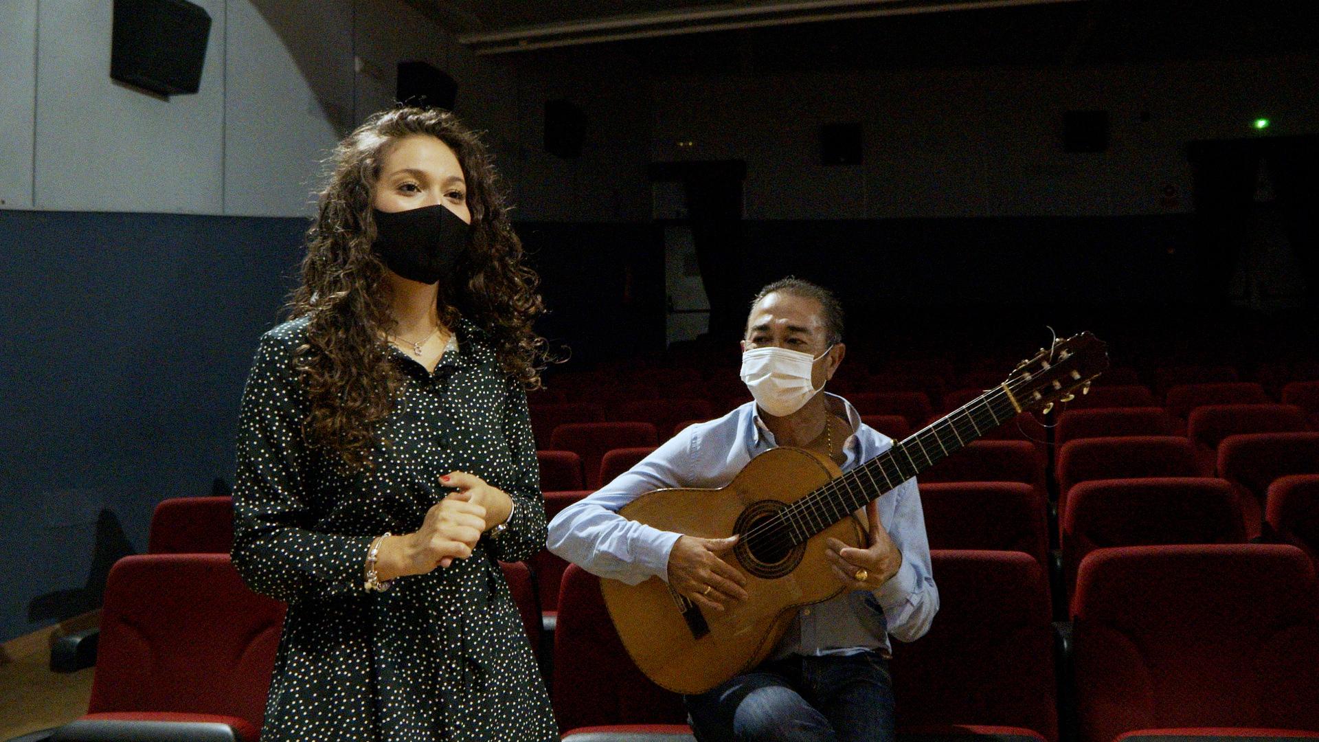 Rocío y Antonio versionan