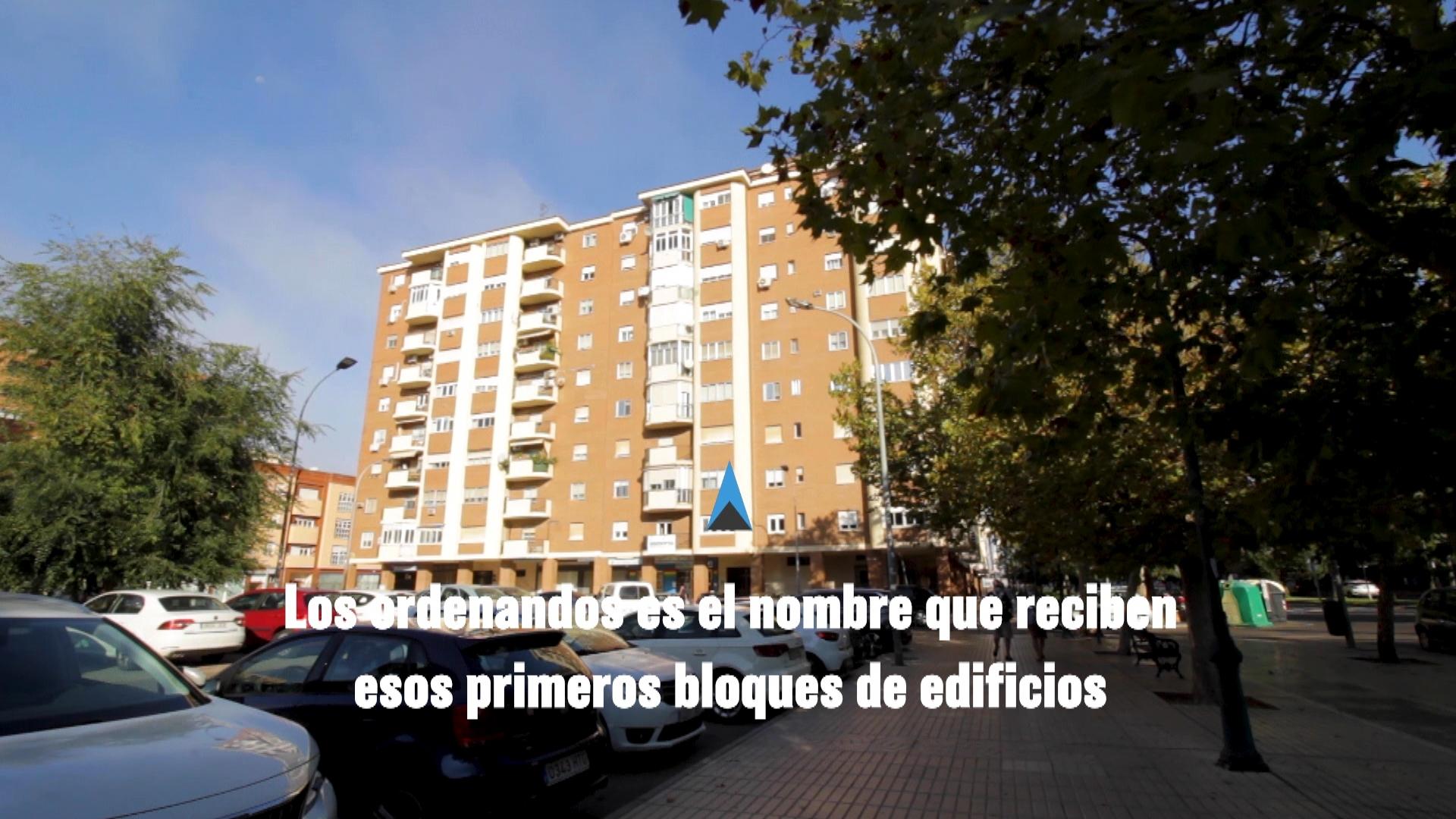 Velaí: Barrio de Valdepasillas de Badajoz (28/10/20)