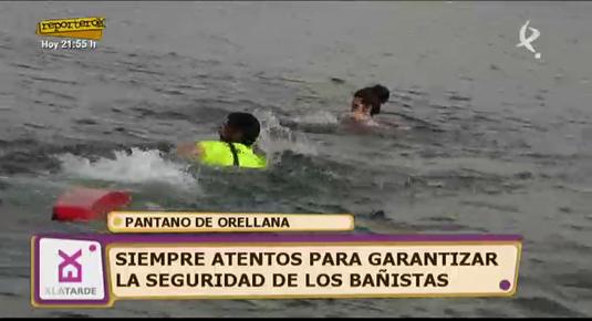 Pantano de Orellana (20/06/14)