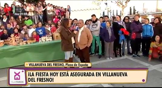 Villanueva del Fresno (13/01/15)