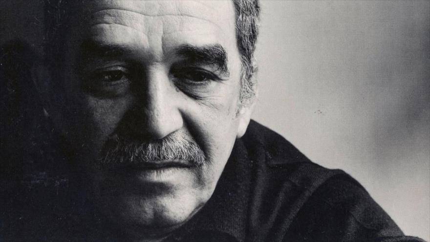 Gabriel García Márquez en Caracas
