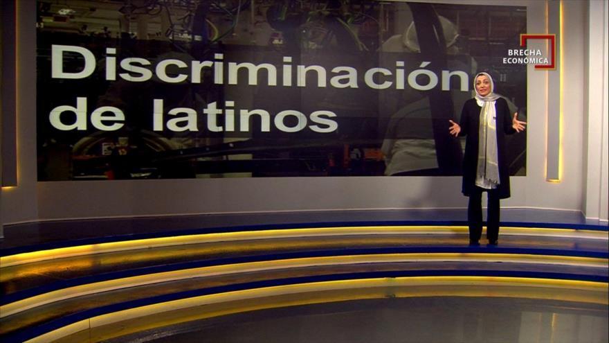 ; Desigualdad en EEUU: latinos e hispanos