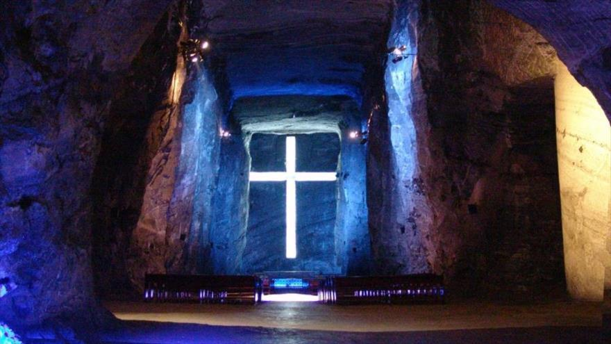 Catedral de Sal, la primera maravilla de Colombia