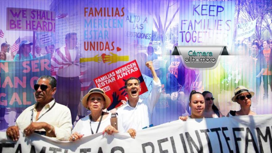 Crisis migratoria y familias separadas en California