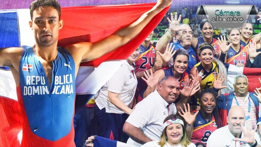 Héroes pese a la adversidad en República Dominicana