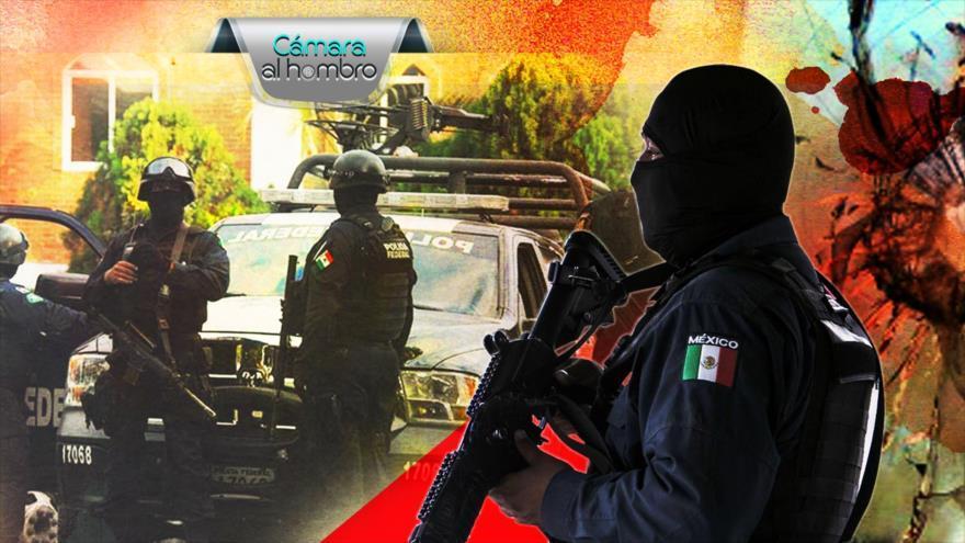 La percepción de inseguridad en la Ciudad de México