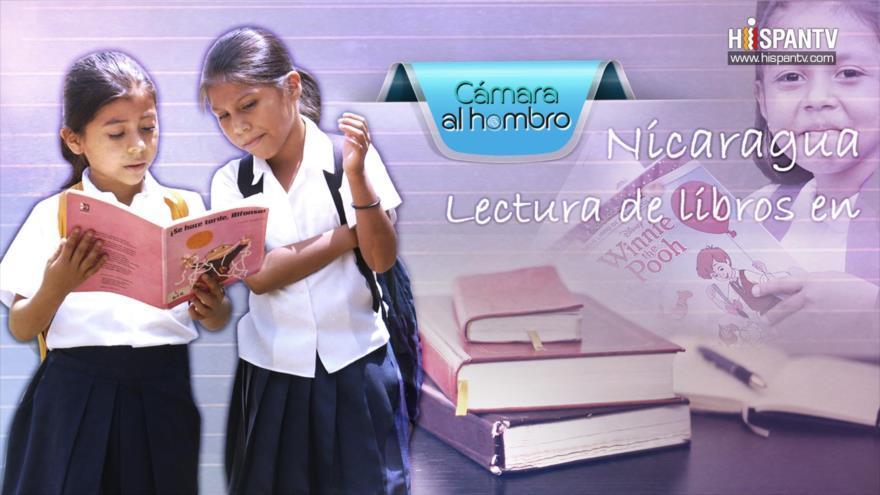Lectura de libros en Nicaragua
