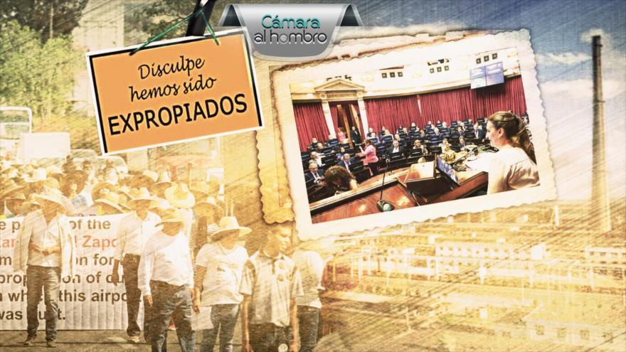 Ley de expropiación es impulsada en el Congreso de la República de Guatemala