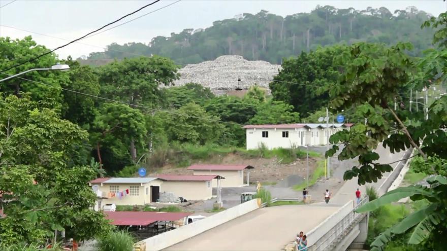 Llegada de la época lluviosa en Panamá