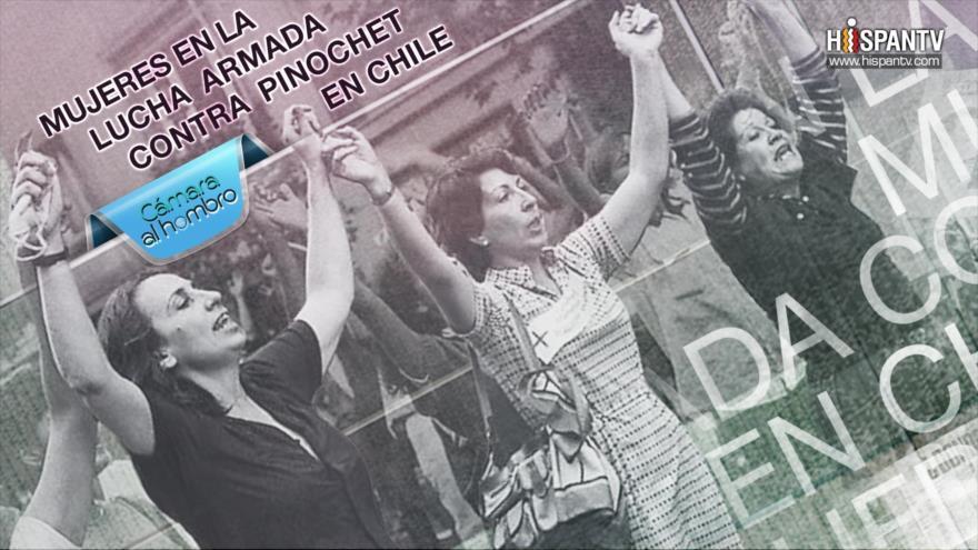 Mujeres en la lucha armada contra Pinochet en Chile