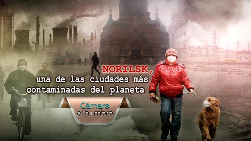 NORILSK, una de las ciudades más contaminadas del