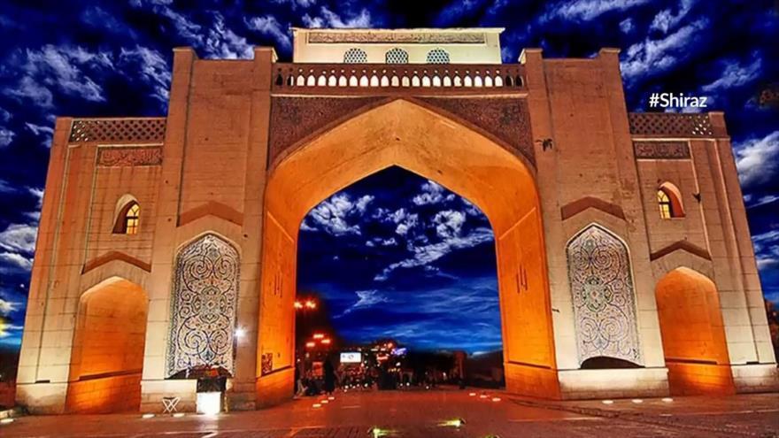 Shiraz, ciudad de poesía y color