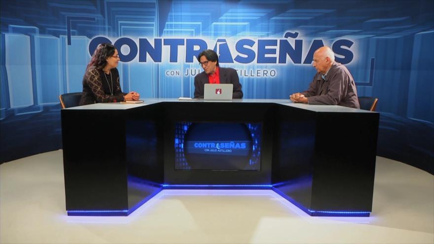 con Julio Astillero: Con Ana Lilia Pérez y Gilberto López y Rivas: Los retos tras la victoria