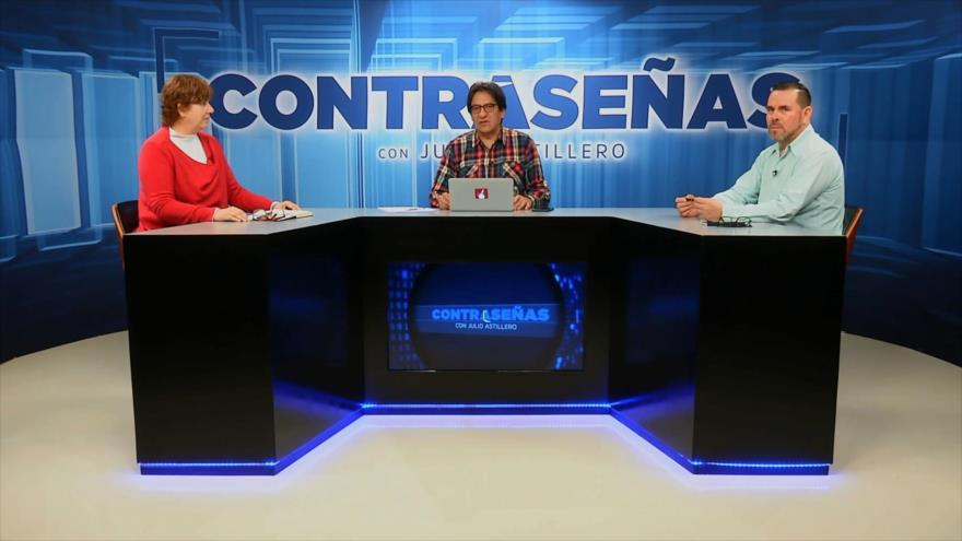 con Julio Astillero: Martha Anaya y Álvaro Delgado: Tercer debate presidencial