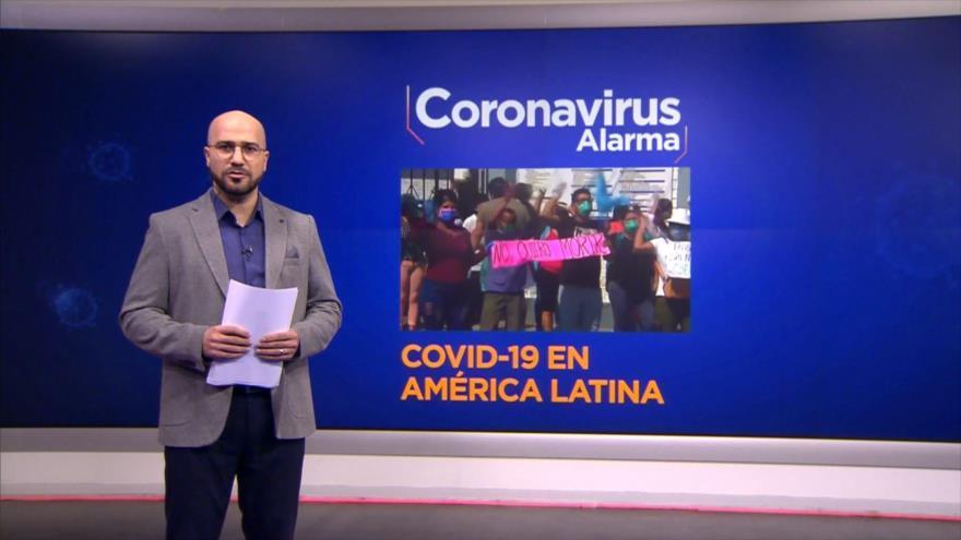 Los médicos protestan contra malas condiciones de trabajos en Brasil, Perú y México
