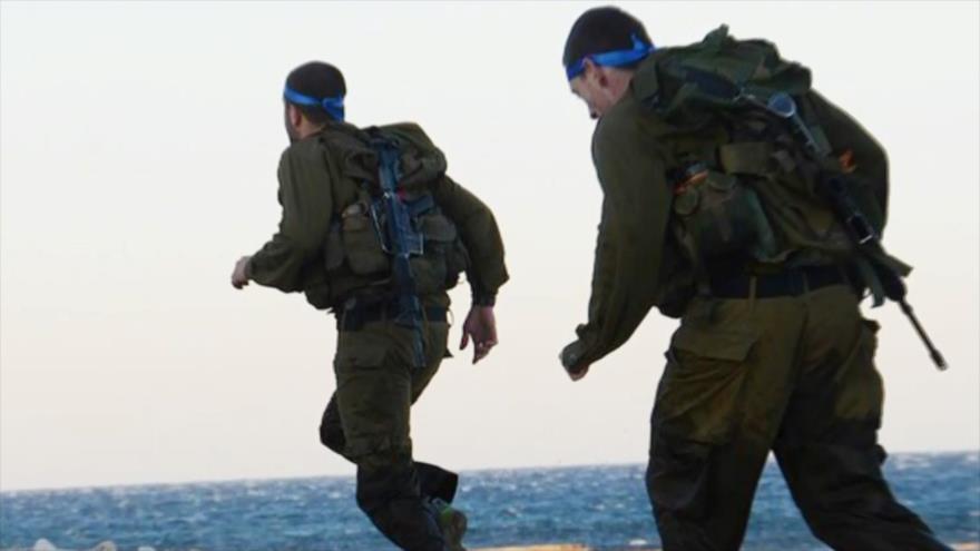 Ausencia sin licencia de soldados israelíes
