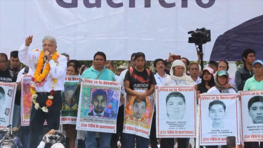 Ayotzinapa, se acaba el sexenio sin respuestas
