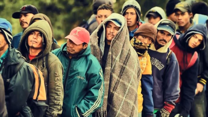 ; Los migrantes que nadie ve: los centroamericanos