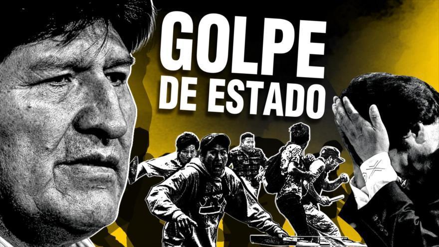 Bolivia en llamas, denuncian a EEUU y Trump estar detrás del incendio