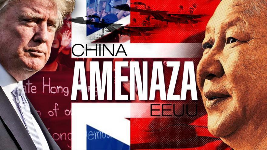 China amenaza a EEUU; prohíbe el paso a barcos de guerra