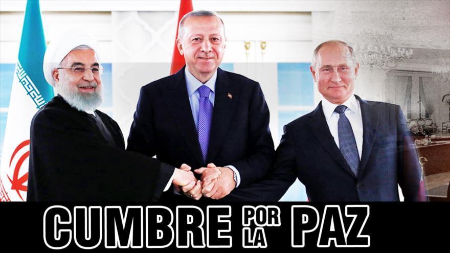 Cumbre por la Paz, ante la presencia ilegal de EEUU que amenaza la soberanía de Siria