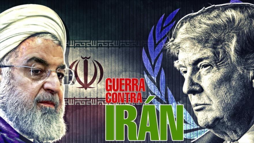 EEUU ataca a Irán a las 12 de la noche, con sanciones