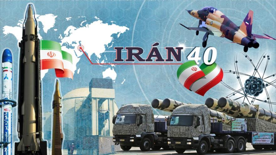 El Poder de Irán 40 vs EEUU