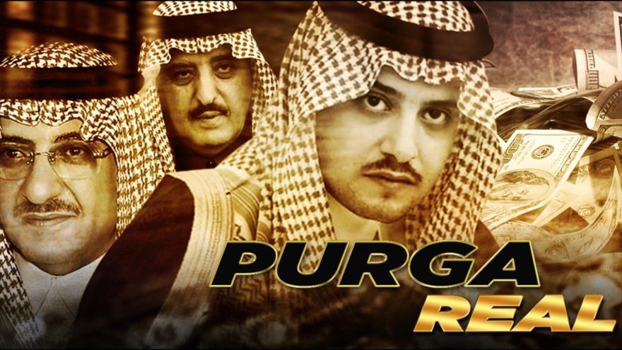 Familia real de Arabia Saudí se pelea por el trono frente a un rey a punto de despedirse