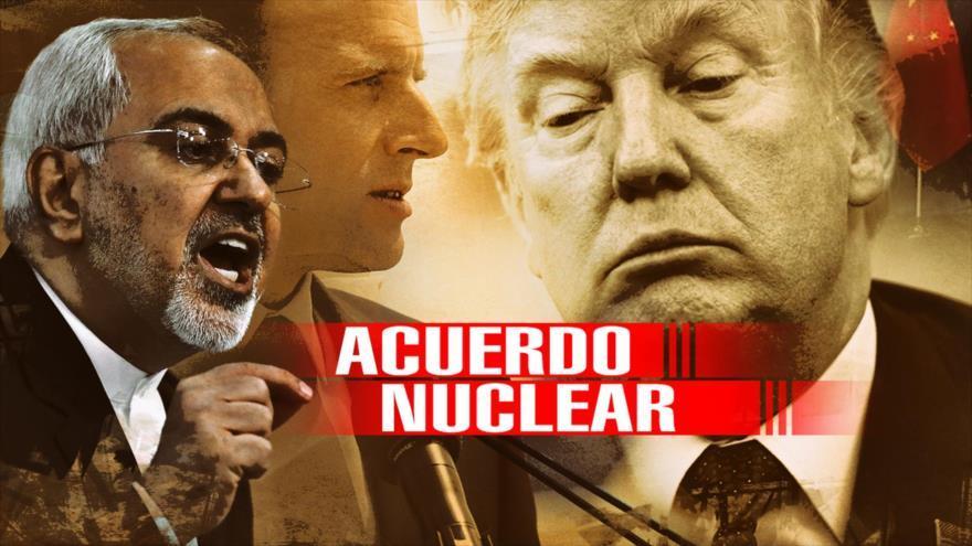 Irán, China, Rusia y los europeos alertan a EEUU, Trump no rompas el acuerdo