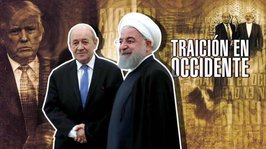 Irán le pone un alto a Estados Unidos y Europa; los misiles no se tocan