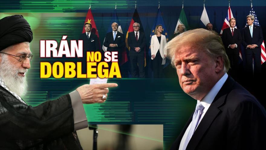 Irán no se doblega. Rechaza diálogo con EEUU mientras continúe la política hostil