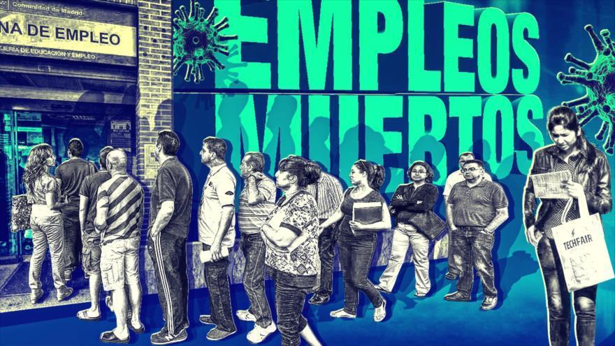 La economía se contagia de virus y podría provocar epidemia de desempleo