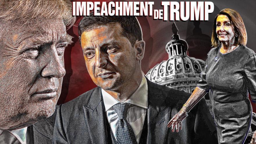 La llamada de Trump a Ucrania que le puede costar la Presidencia