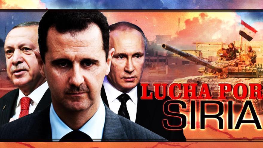 Presidente Bashar al-Asad asegura que no se rendirá ante amenazas turcas