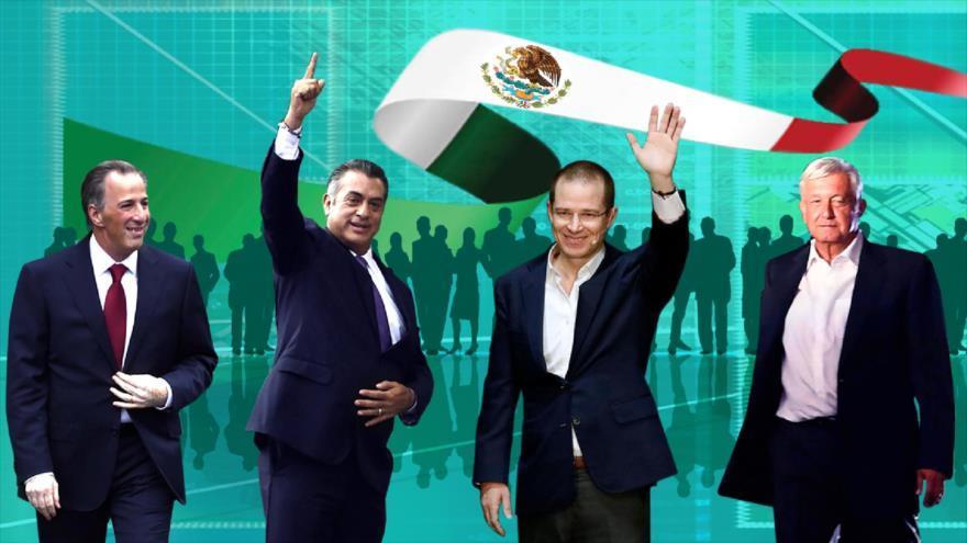 ¿Quién será más poderoso, el Narco y Donald Trump o López Obrador? México fraude