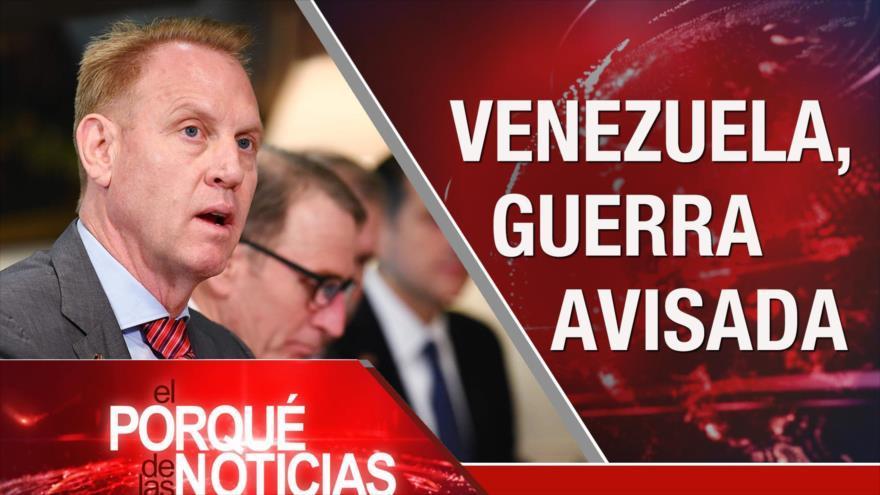Acuerdo del siglo. Guerra contra Venezuela. Reino Unido: urnas y Brexit