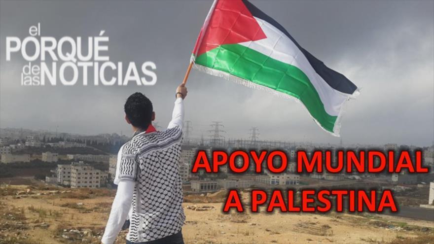 Apoyo mundial a Palestina. Políticas antimigratorias en Italia. Cumbre del G7 en Canadá