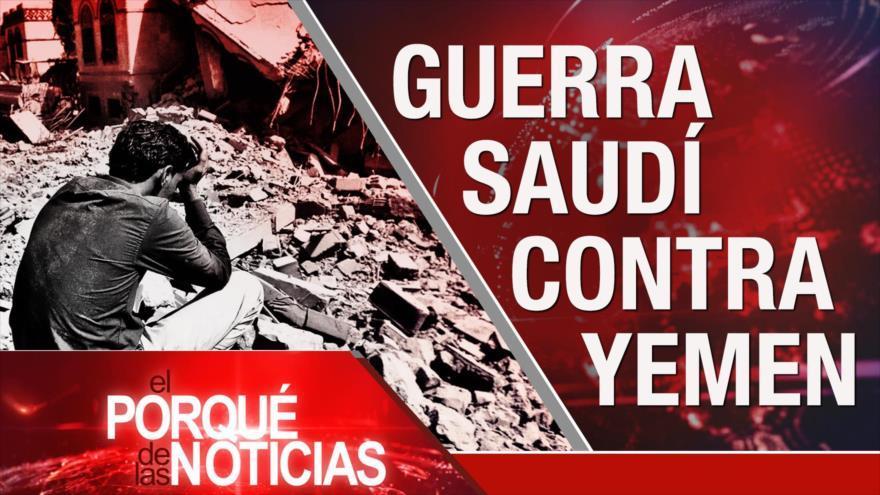 Arabia Saudí asesina a Yemen. Israel corta combustible a Gaza. Uruguay registra récord de homicidios