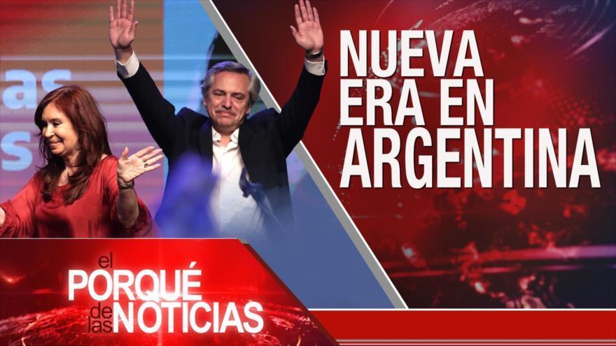Argentina apuesta por Alberto Fernández. Continúan las protestas en Chile. Nuevo plazo para el Brexit.