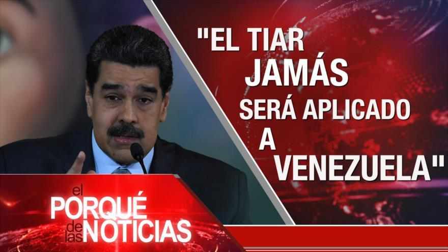 Comité Constitucional Sirio. Impeachment a Trump. TIAR contra Venezuela