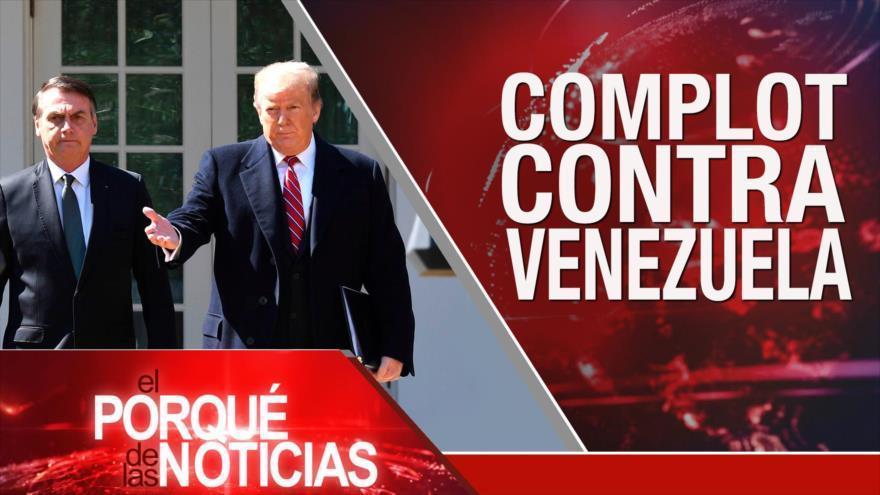Irán ante presiones. Agresión contra Venezuela. Migrantes desafían a Trump
