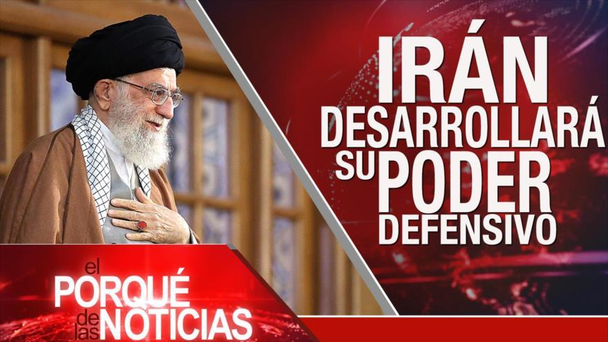 Irán listo para la defensa. EEUU incendia crisis siria. Caso Lava Jato atrapa a Temer
