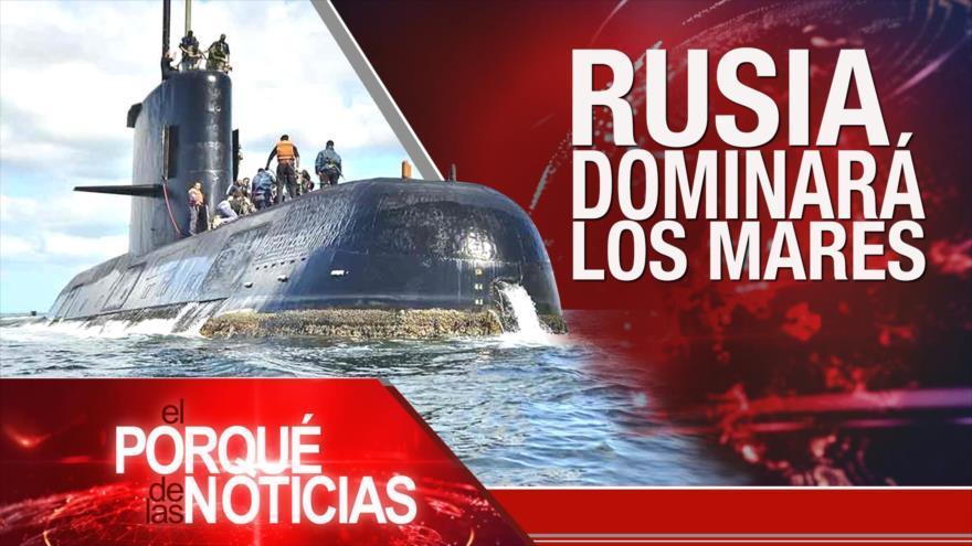 Rechazo a sanciones de EEUU. Avances militares de Rusia. Elecciones de España