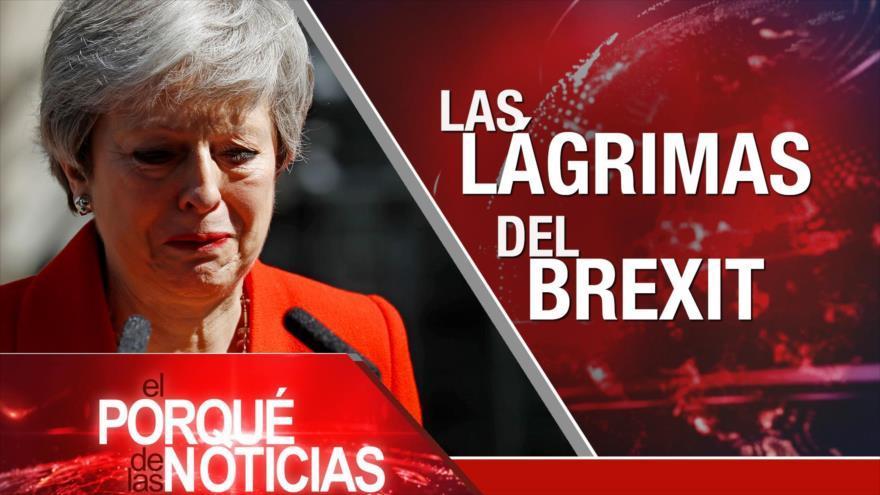 Venta de armas estadounidenses. Las lágrimas del Brexit. Militares rusos en Venezuela