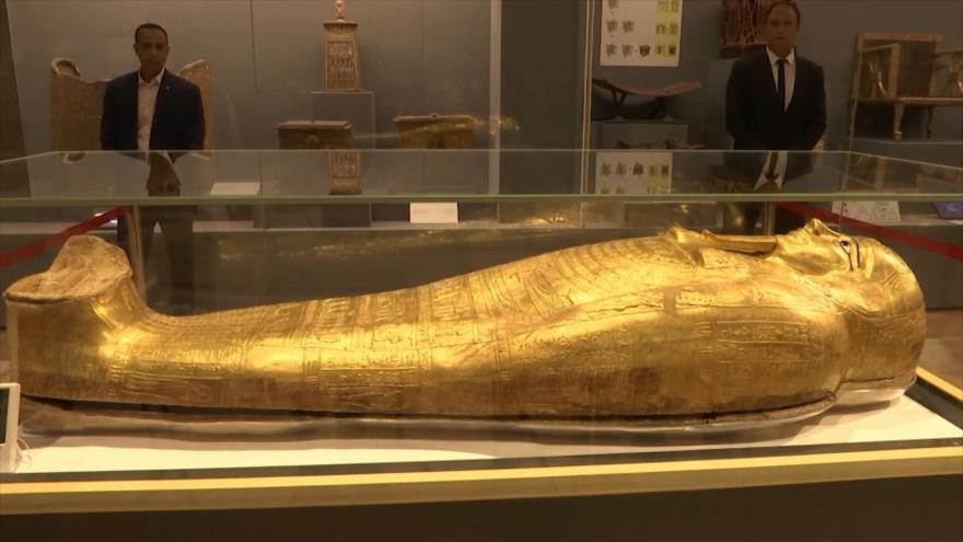 1- Reliquias del imperio persa 2- X-men de carne y hueso 3- Depredador más siniestro del océano 4- Peligros de dormir poco
