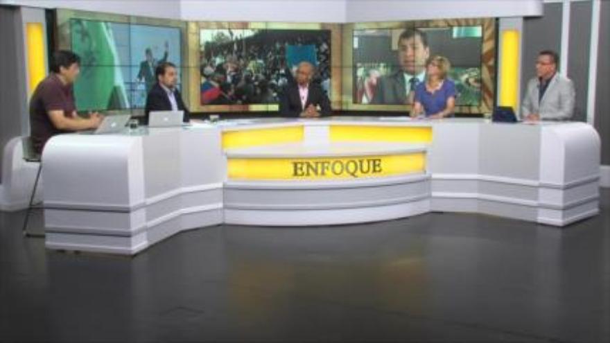 Ecuador sufre protestas para desestabilizar el país