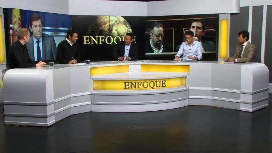 España, investidura de Mariano Rajoy