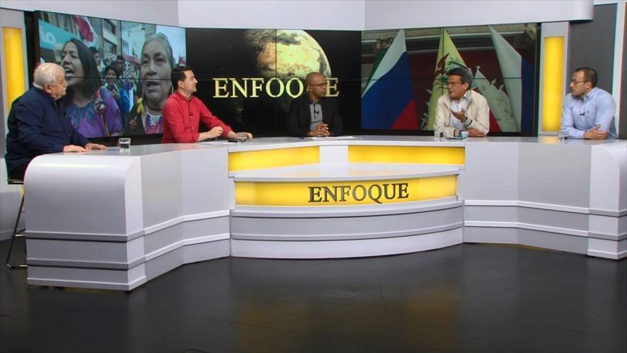 Los agentes formados por la CIA para desestabilizar Ecuador