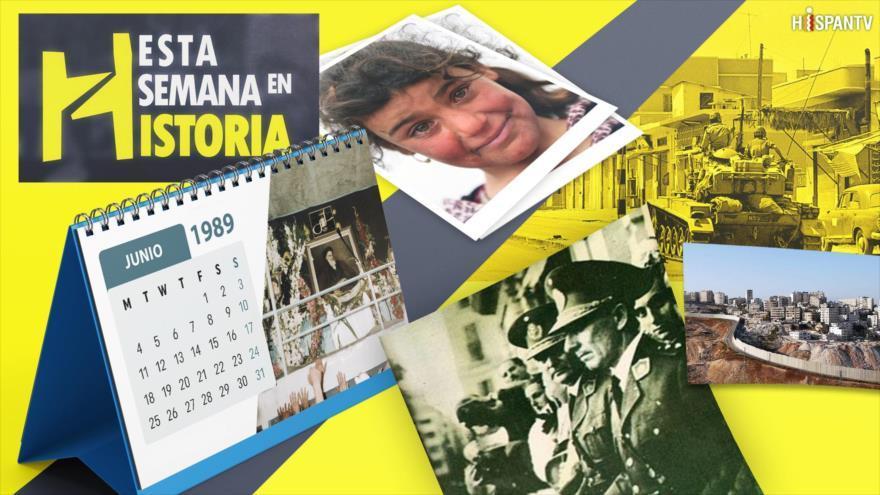 Esta Semana en la Historia: Junio 03-09